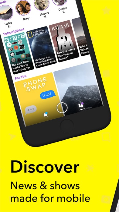 download Snapchat apps 8