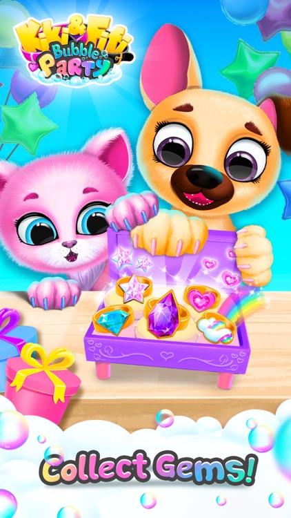 Kiki & Fifi Bubble Party screenshot-7
