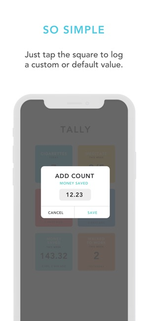 Tally: The Anything Tracker on the App Store