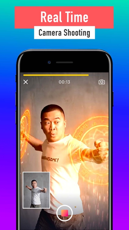 Magi+: Magic Video Editor screenshot-3