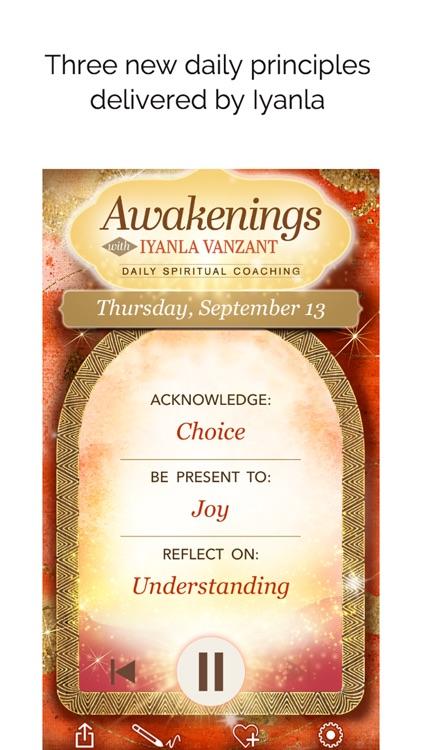 Awakenings with Iyanla Vanzant
