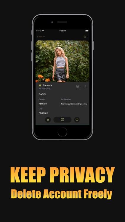 ONE NIGHT: Hookup & Dating App