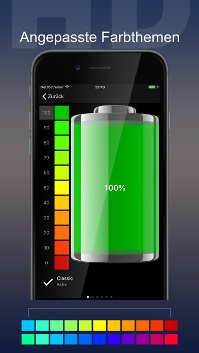 Akku & Batterie HD+ MonitorScreenshot von 3