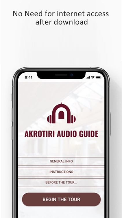 Akrotiri Audio Guide