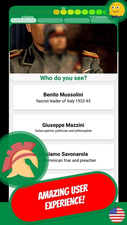 ITALY & PASTA Quiz screenshot-8