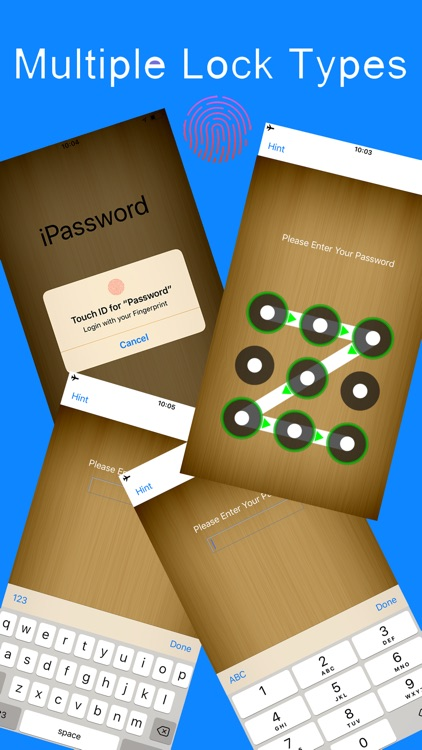 Password Manager* screenshot-4