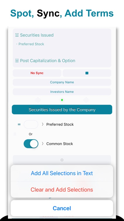 Simulfund*Term Sheet & Funding screenshot-5