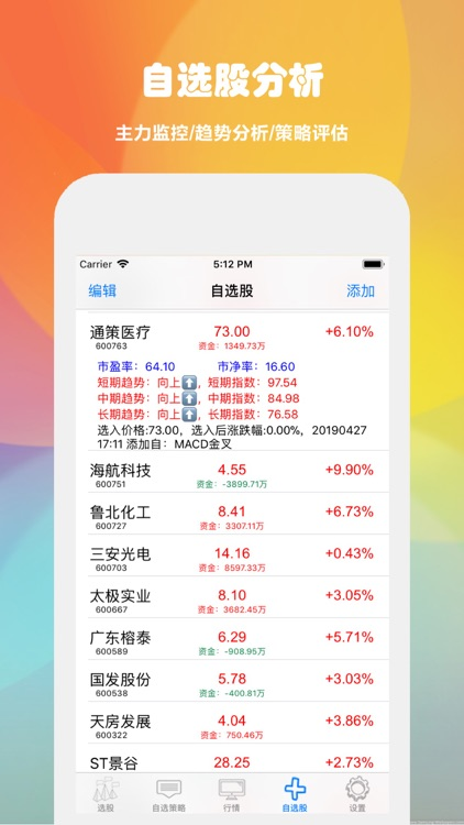 选股助手-公式选股软件,股票开户 screenshot-7