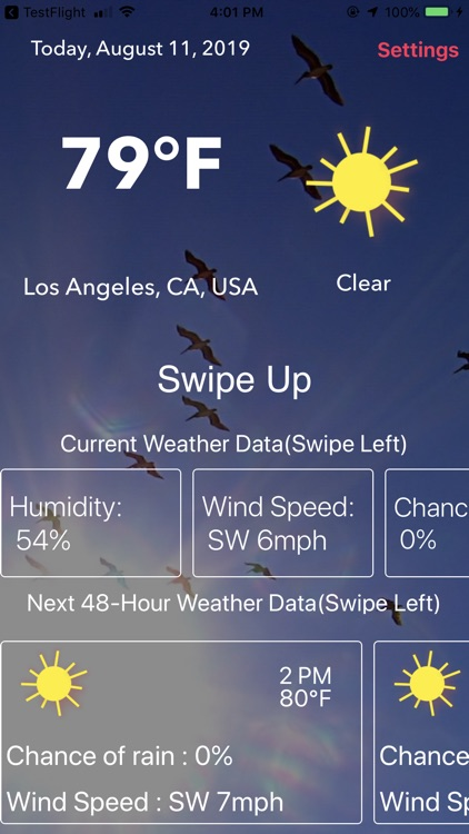 Weather : Clouds are White. screenshot-5