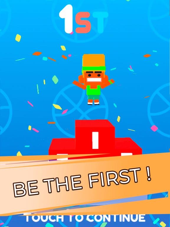 Basket Race 3D screenshot 8