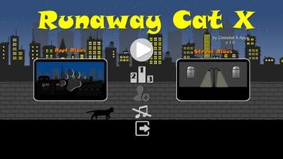 Runaway Cat X