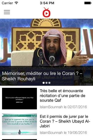 IslamSounnah Vidéo - náhled