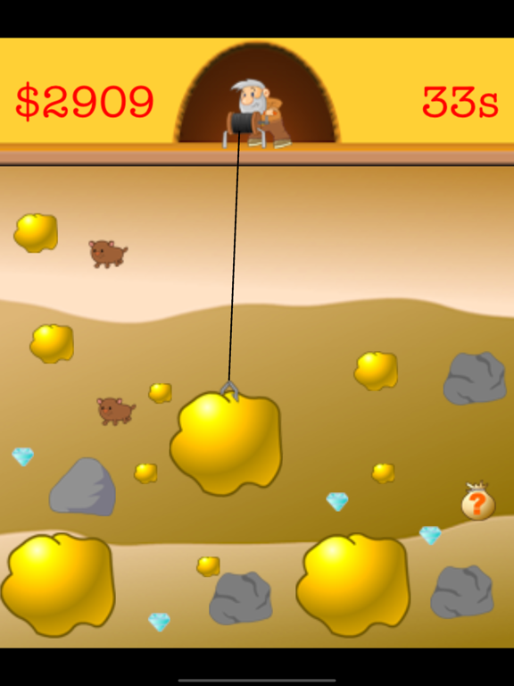 Gold Miner (Game For Watch) screenshot 5