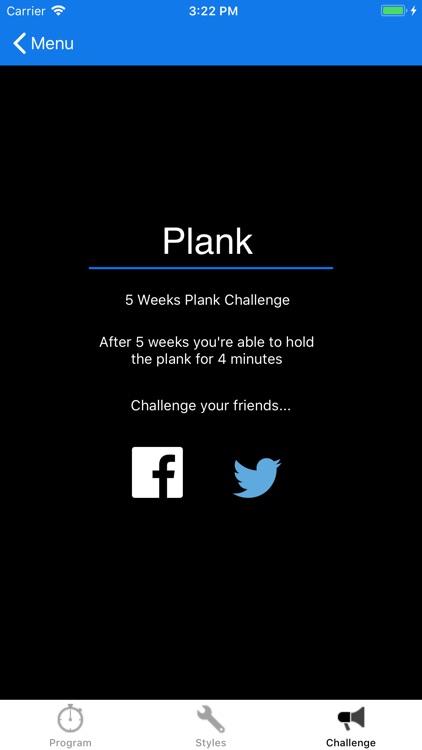 Plank Challenge 4 minutes screenshot-7