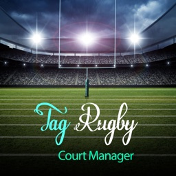 Tag Rugby Court Manager
