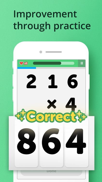 Math Learner: Learning Games