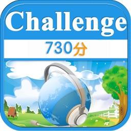 挑戰730分 for the TOEIC®TEST