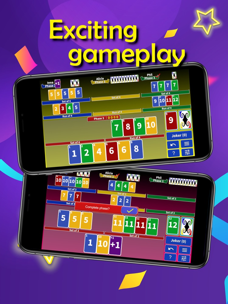 super phase rummy card game app for iphone  free download