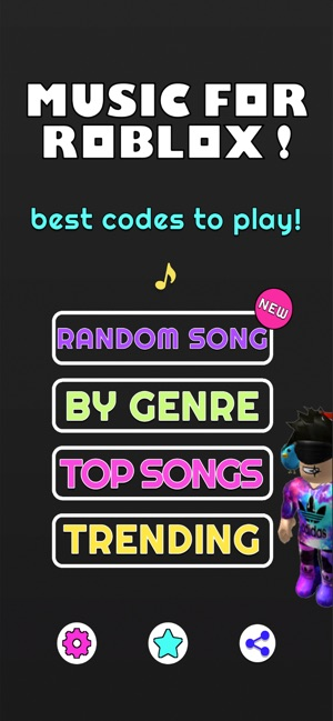 Music Codes For Roblox Robux On The App Store