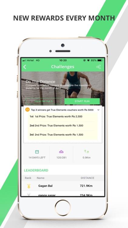 Mobiefit ACTIVE screenshot-3