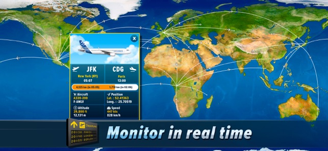 Airlines Manager : Tycoon 2019 on the App Store