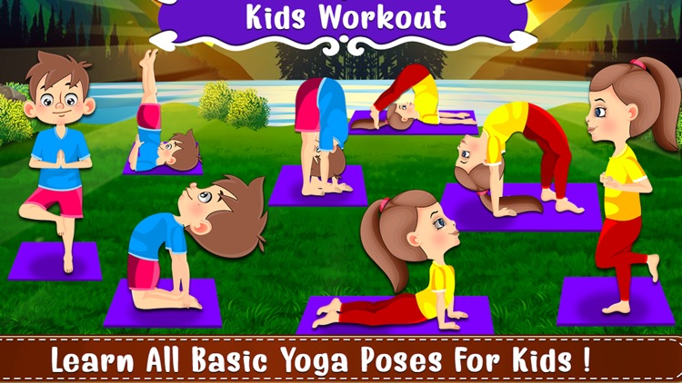 Yoga For Health Game screenshot-4