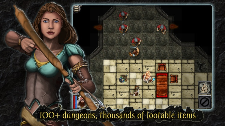 Heroes of Steel RPG Elite screenshot-3