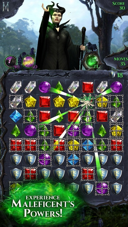 Maleficent Free Fall screenshot-0