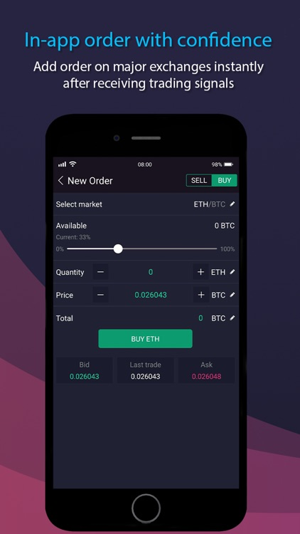 CoinMarket: BTC & Altcoins screenshot-5
