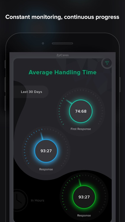 Radar for Zoho Desk screenshot-3