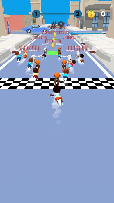 Animal Racing.io screenshot 1