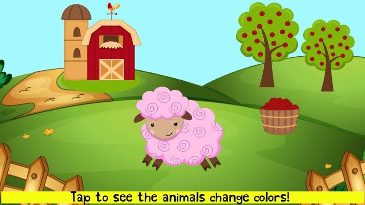 Old Macdonald Had A Farm Game screenshot-3