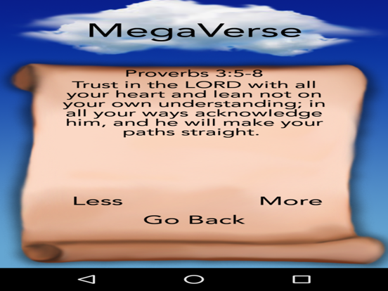 Mega Verses screenshot 16