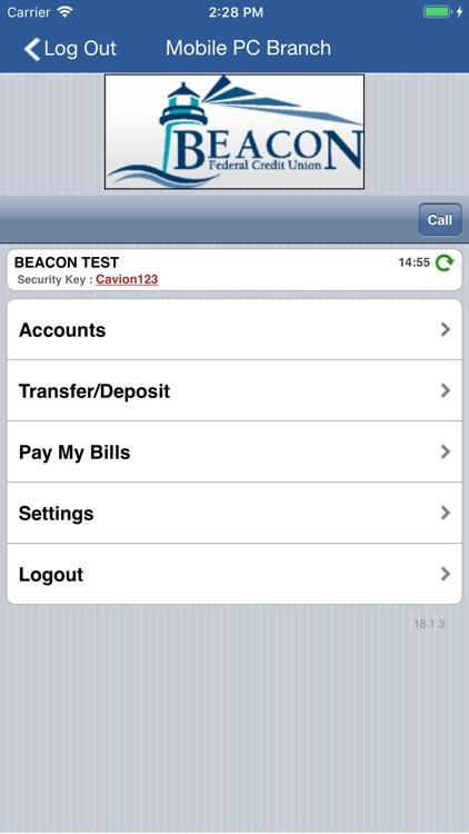 Beacon Federal Mobile Banking