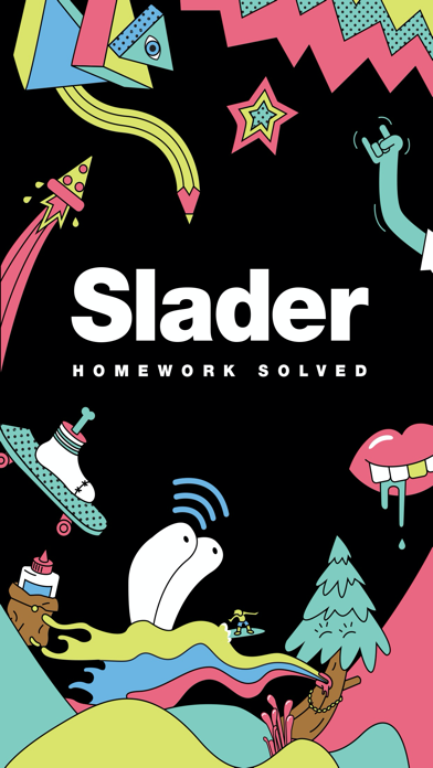 Screenshot for Slader Math Homework Answers in United States App Store