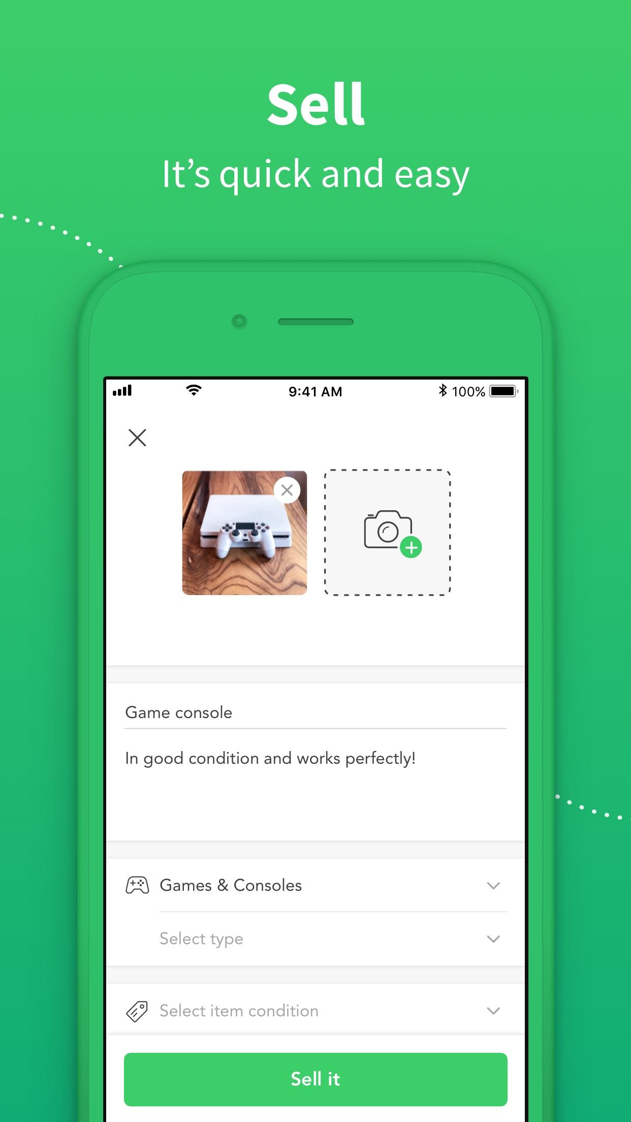 Shpock: Buy & Sell | Shopping Screenshot