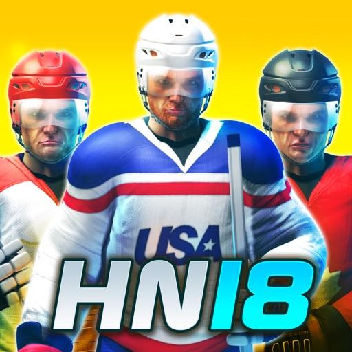 Hockey Nations 18