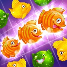 Mermaid - puzzle match-3