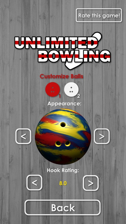 Unlimited Bowling screenshot-4