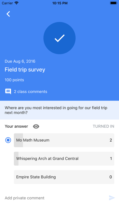 Google Classroomのおすすめ画像3
