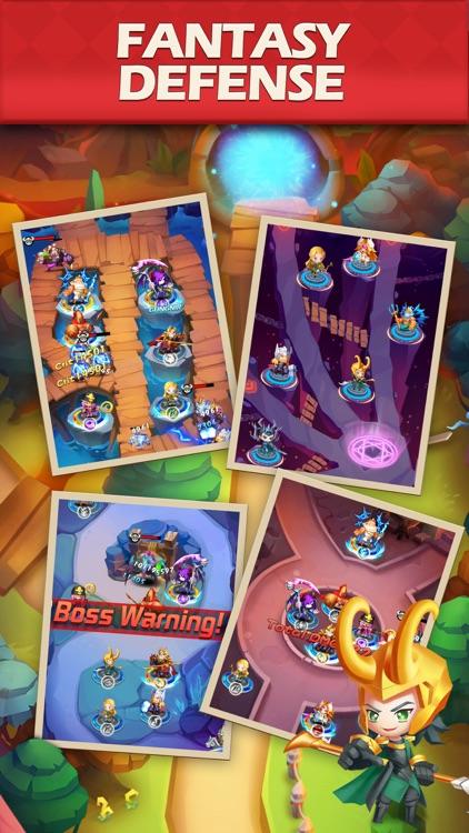 Defenders:Clash of Gods