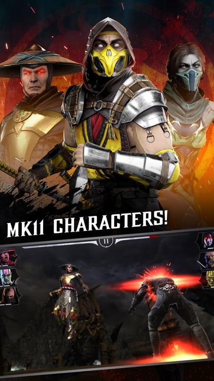 Mortal Kombat screenshot-0