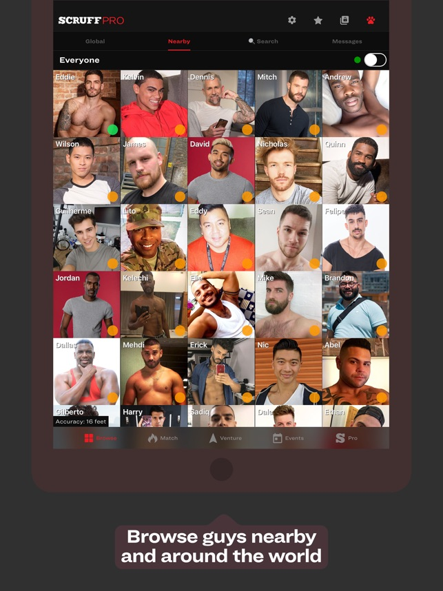 Chub date app gay