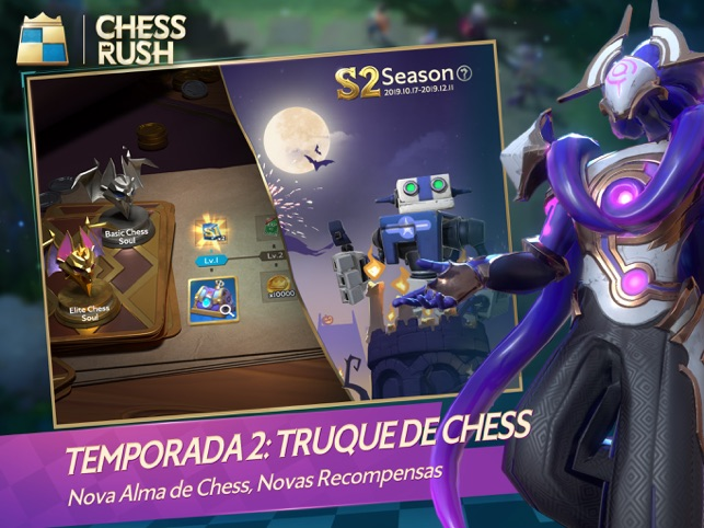 ‎Chess Rush Screenshot