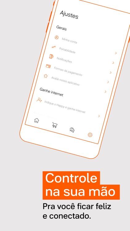 Happy - você conectado e feliz screenshot-5