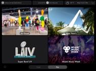 Dart Discover Miami ipad images