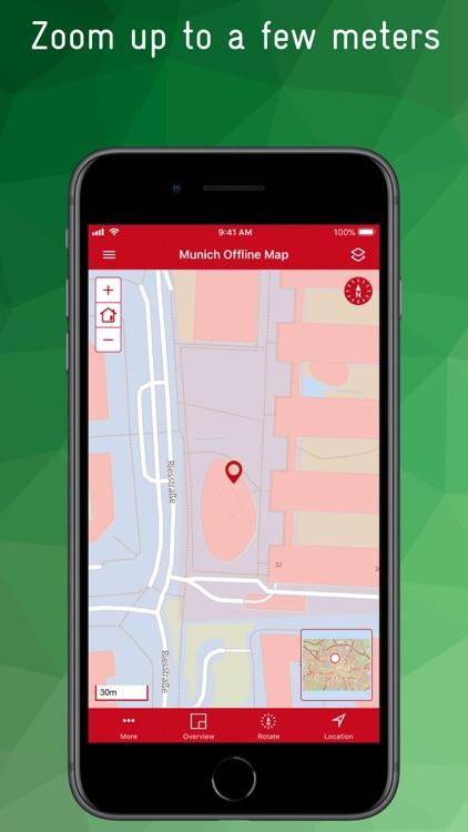 Munich Offline Map screenshot-5