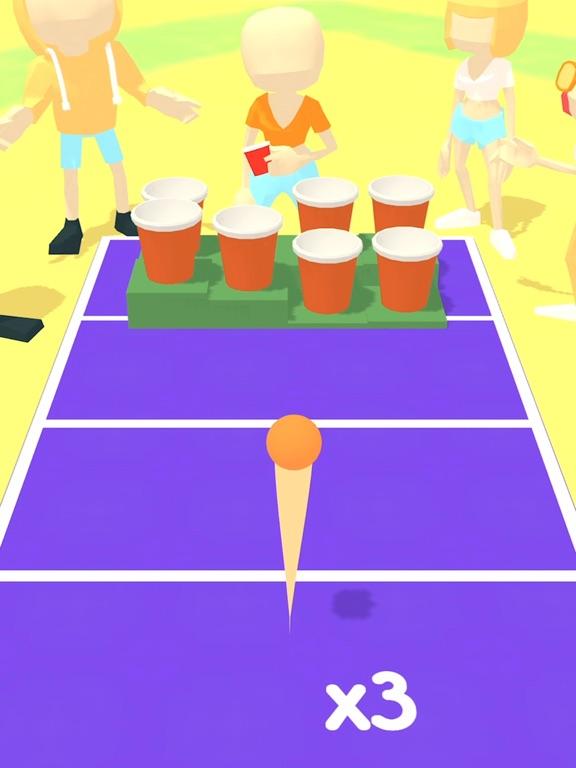Pong Party 3Dのおすすめ画像3