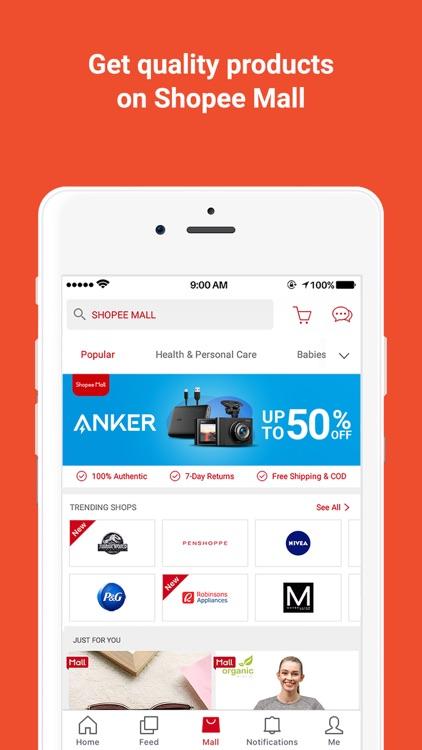 Shopee PH: Sell & Shop Online screenshot-3