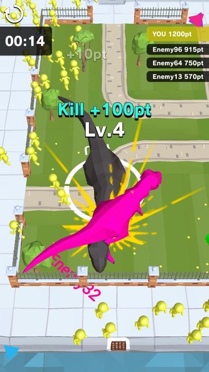 Dinosaur Rampage screenshot-3